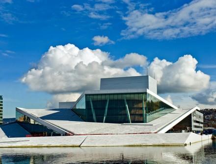 奥斯陆感受海滨城市的旖旎风光