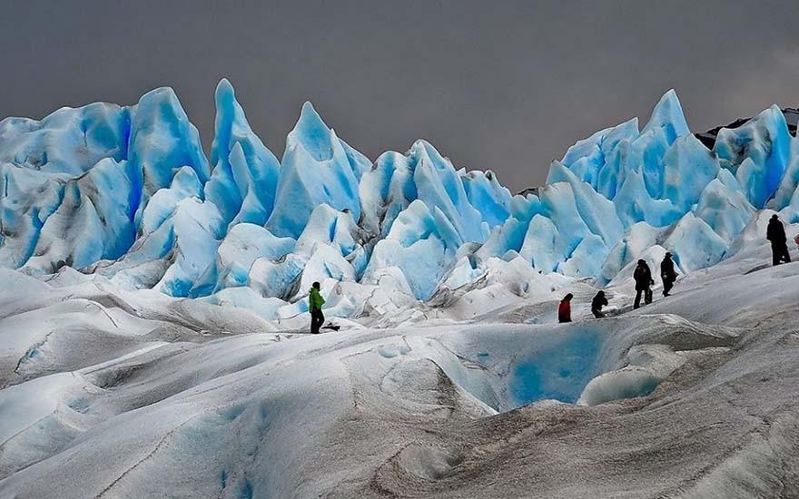 5天深度慢走大冰川和世界尽头火地岛