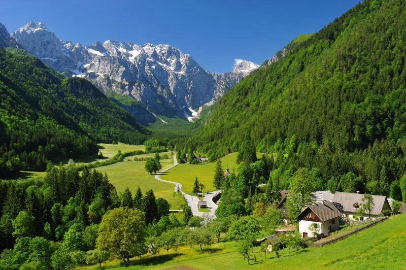 娜娜带您发现斯洛文尼亚和巴尔干