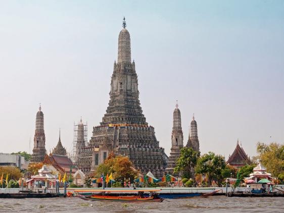 小涛带你沿着湄南河,慢慢悠悠游泰国