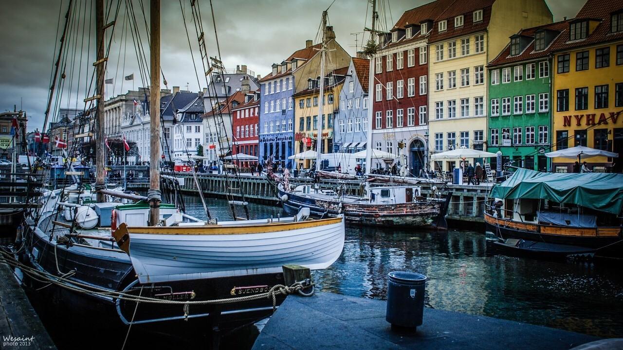 品味哥本哈根的风情