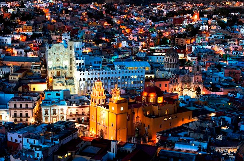 墨西哥,失落的文明与彩色之国!