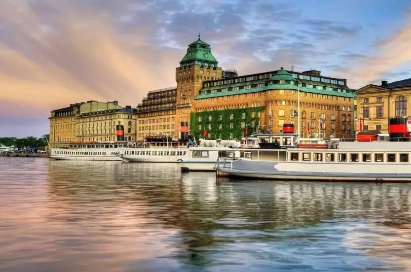 北欧三国跨年追寻极光之旅
