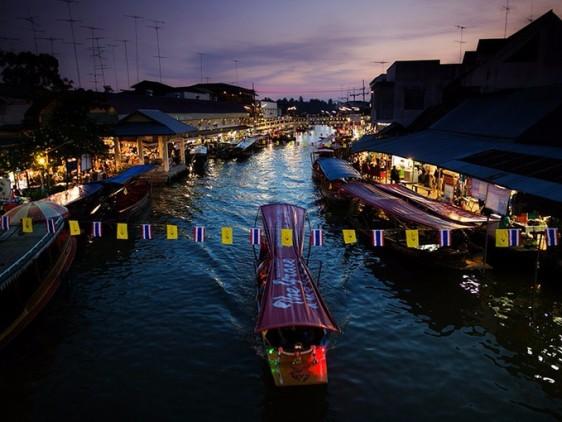 曼谷趣味之旅