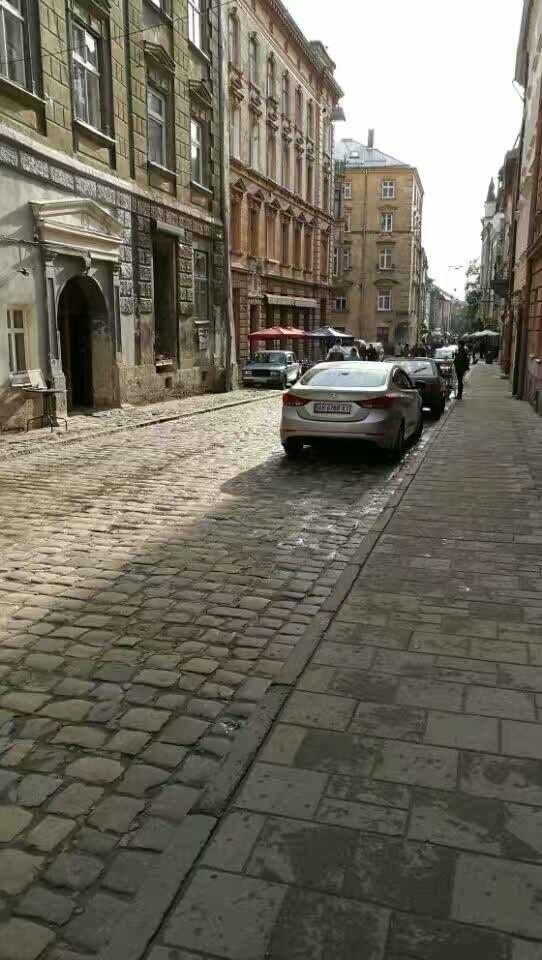 基辅市区暴走一日游