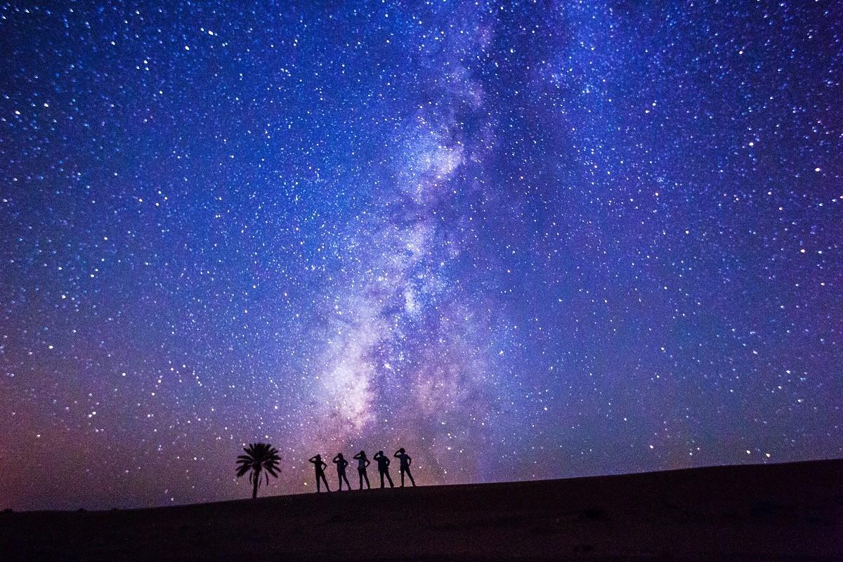 跟着当地土著深度体验三毛笔下的撒哈拉!(3天2晚)