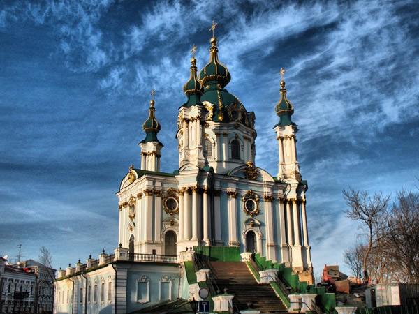 乌克兰的私人定制之旅