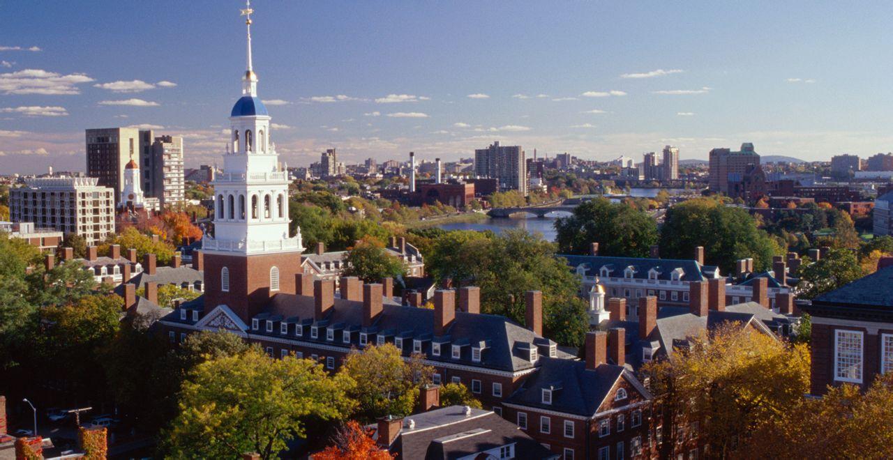 和医学博士后一起探寻哈佛历史