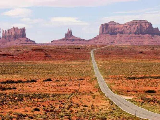 美西公路旅行大环线