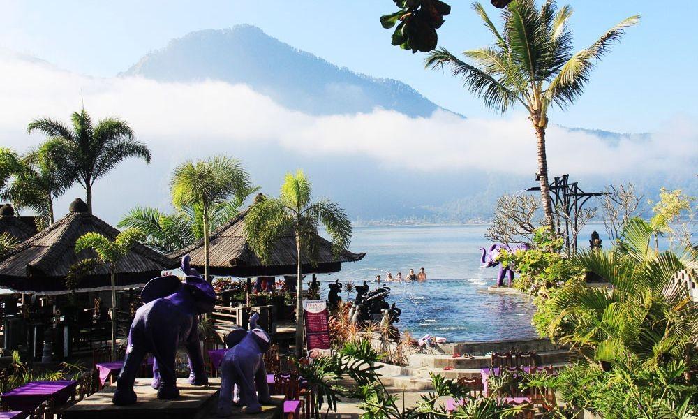 金塔马尼火山无边泳池门票