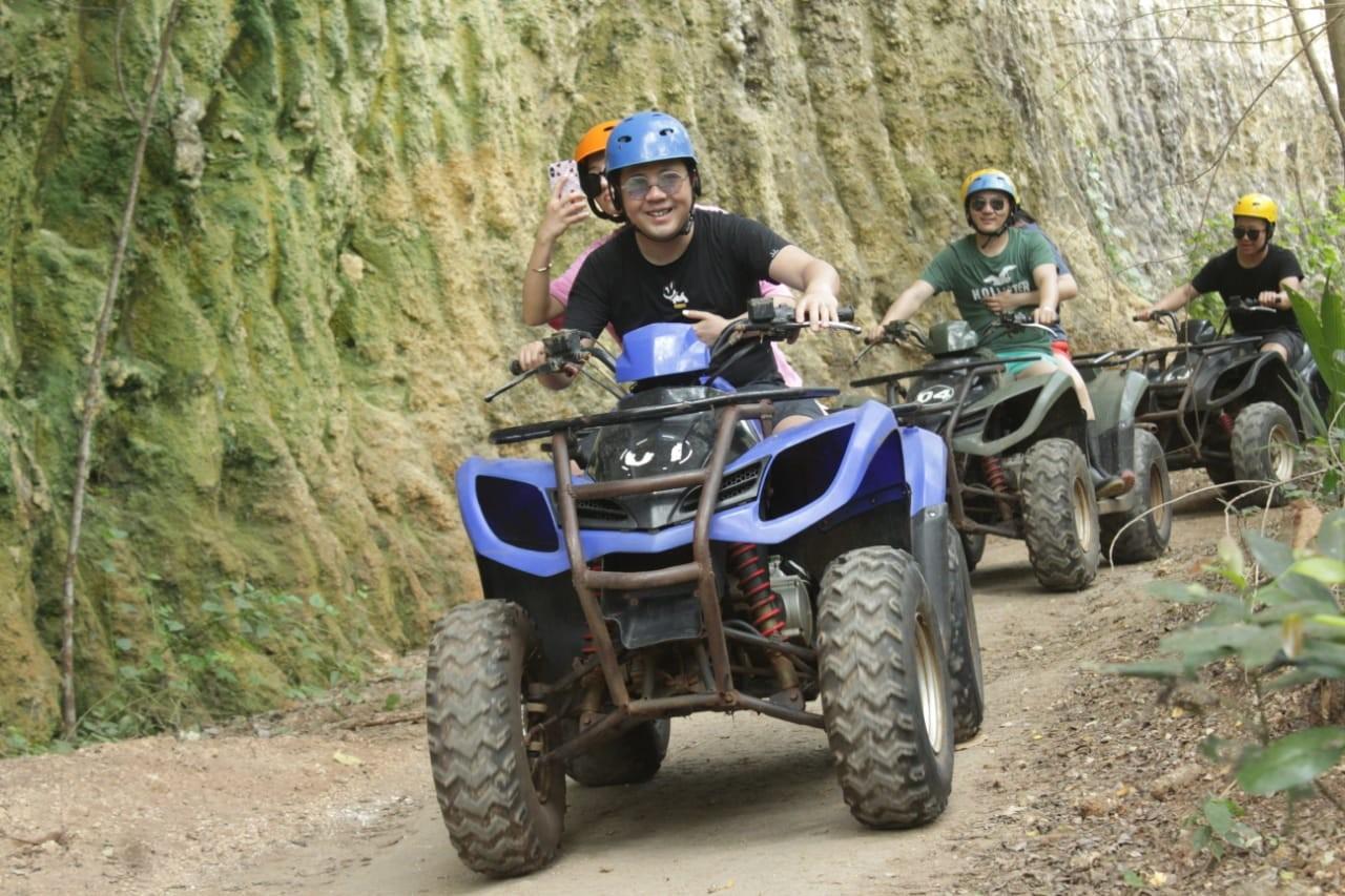 巴厘岛ATV越野车门票