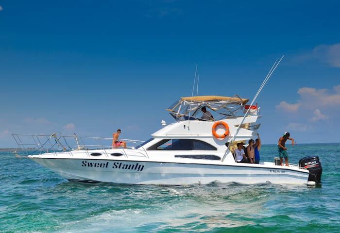 巴厘岛捕鱼包机