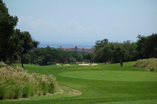 巴厘岛锦标赛级高尔夫球场