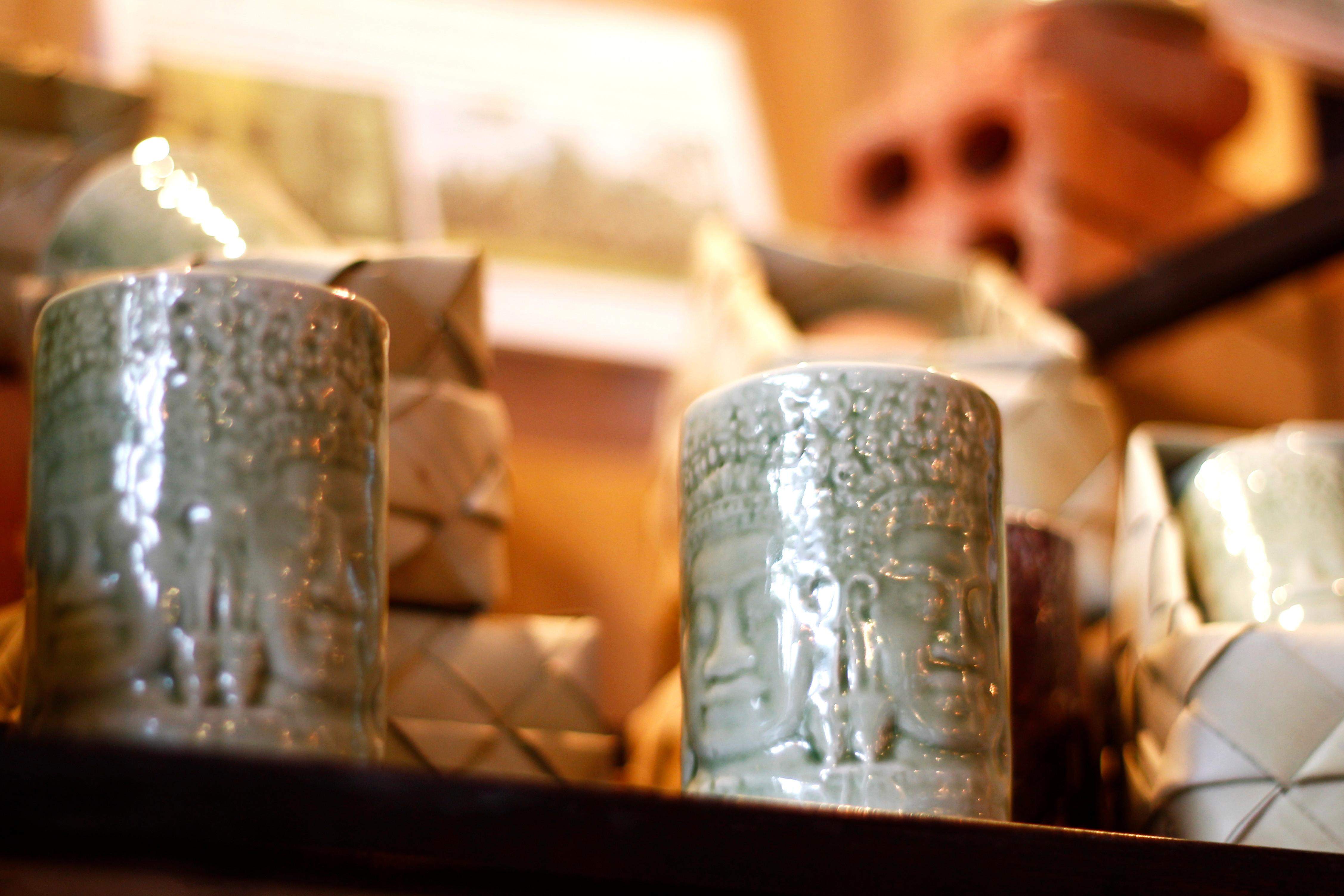 柬埔寨高棉陶瓷制作课程体验