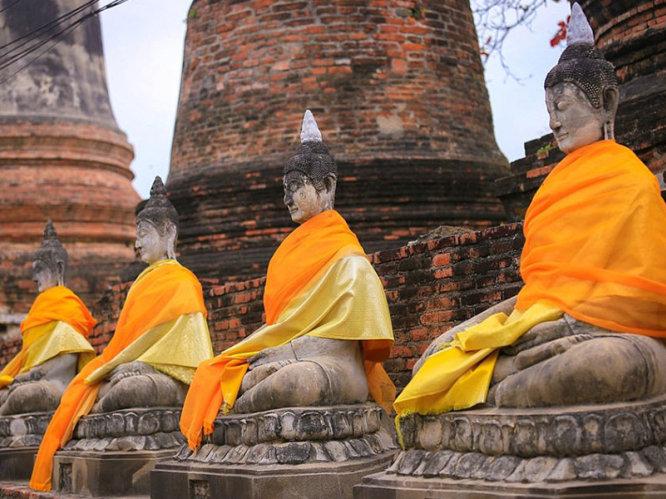 泰国神秘文化探秘-向导服务