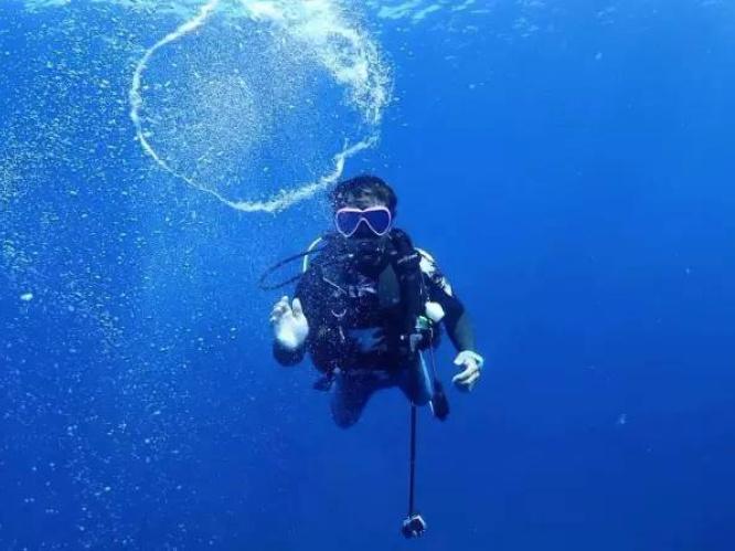 垦丁南湾深海潜水体验