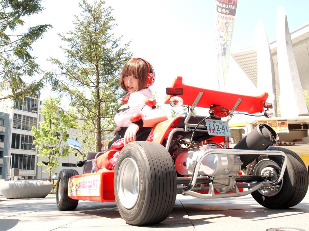 日本卡丁车体验