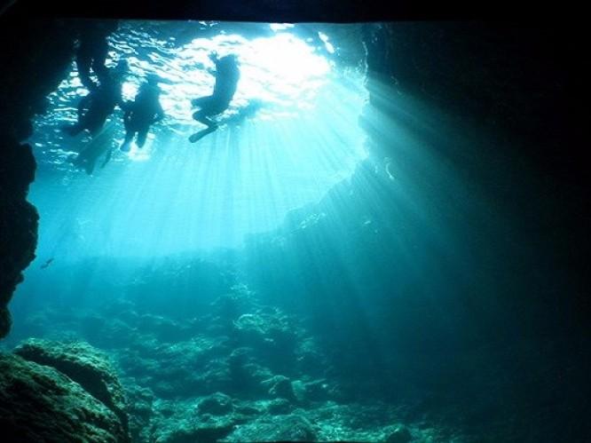 冲绳潜水/青洞浮潜&深潜