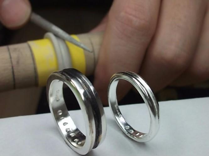 纯银创作体验,制作你独一无二的银戒指